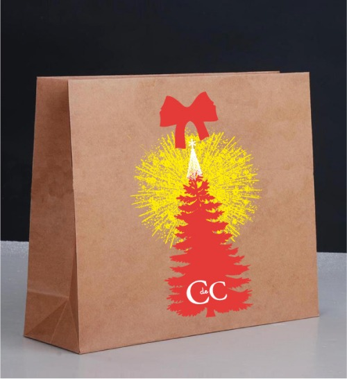 Giftbag-xmas-red