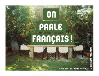 we speak french stickers