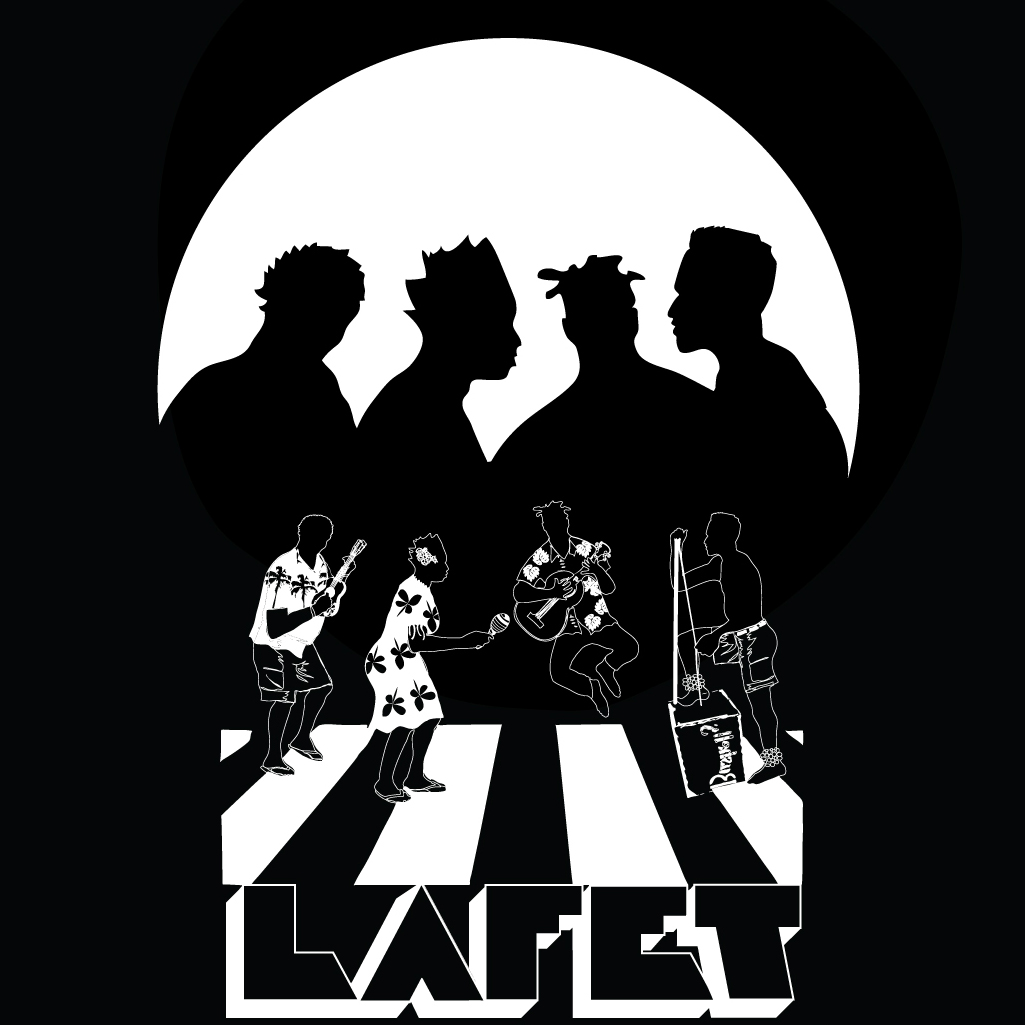 LAFET-BLONG-MUSIK-T-shirt-stringband-close-up