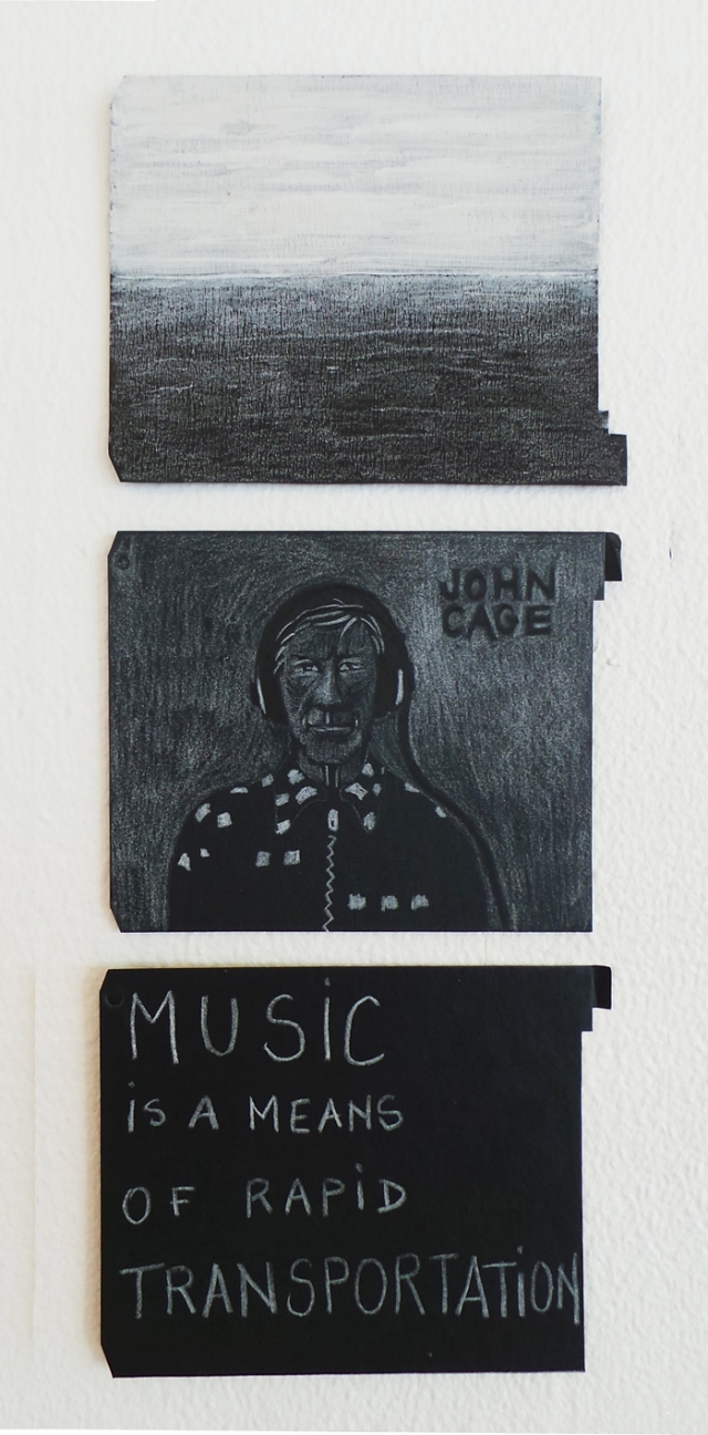 John Cage smol