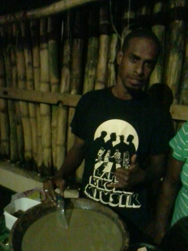 Lafet blong Miusik t-shirt nakamal2
