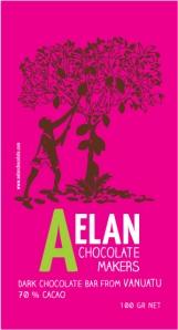 AELAN-CHOC-FOIL-PINK