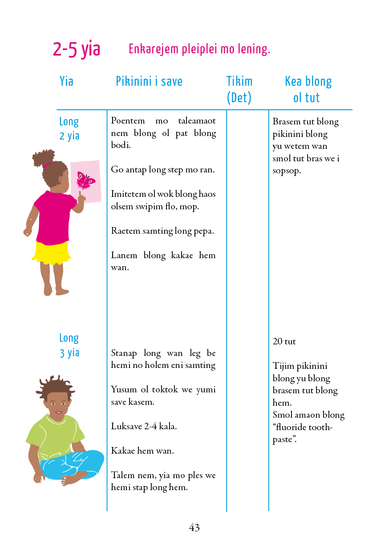 CHILD HEALTH BOOK-11 nov43