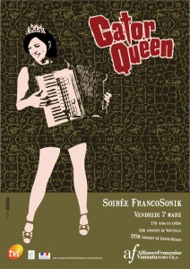 _-AFFICHE-Gator-Queen-only