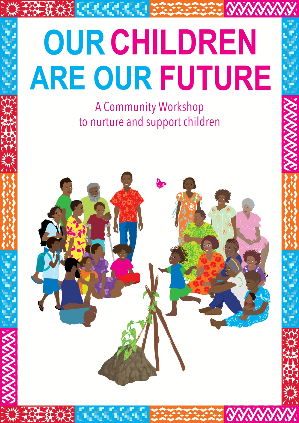 BOOK Our Children are Our Future-1